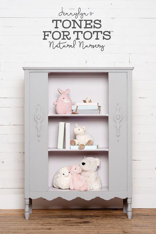 Little Lamb Paint Furniture Kids Nursery Colorful Refurbished