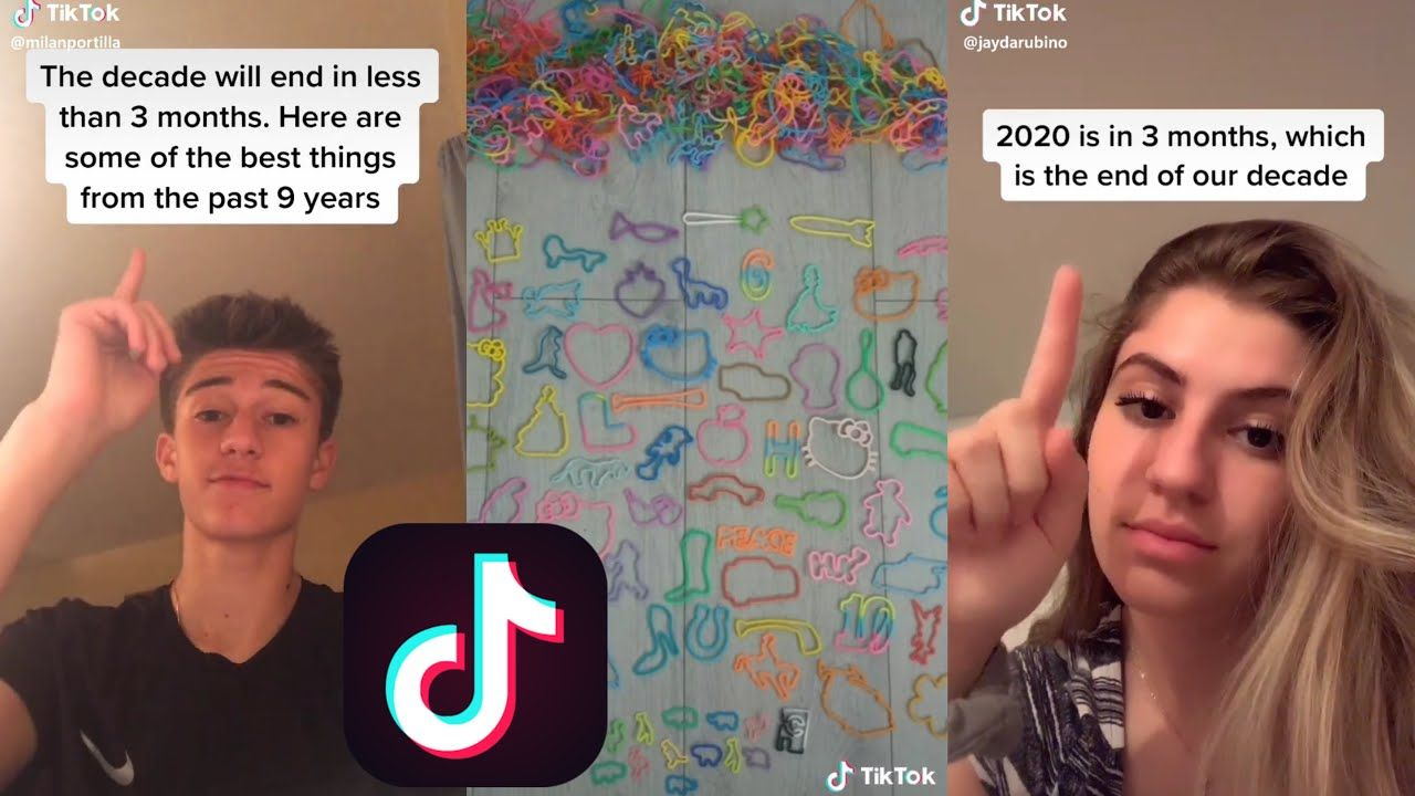 The Decade Ends In 3 Months Here Are Some Childhood Memories Tiktok Compilation Hello 2020 Youtube Months Song Childhood Memories Memories
