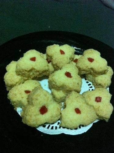 Biskut makmur tanpa intimidating