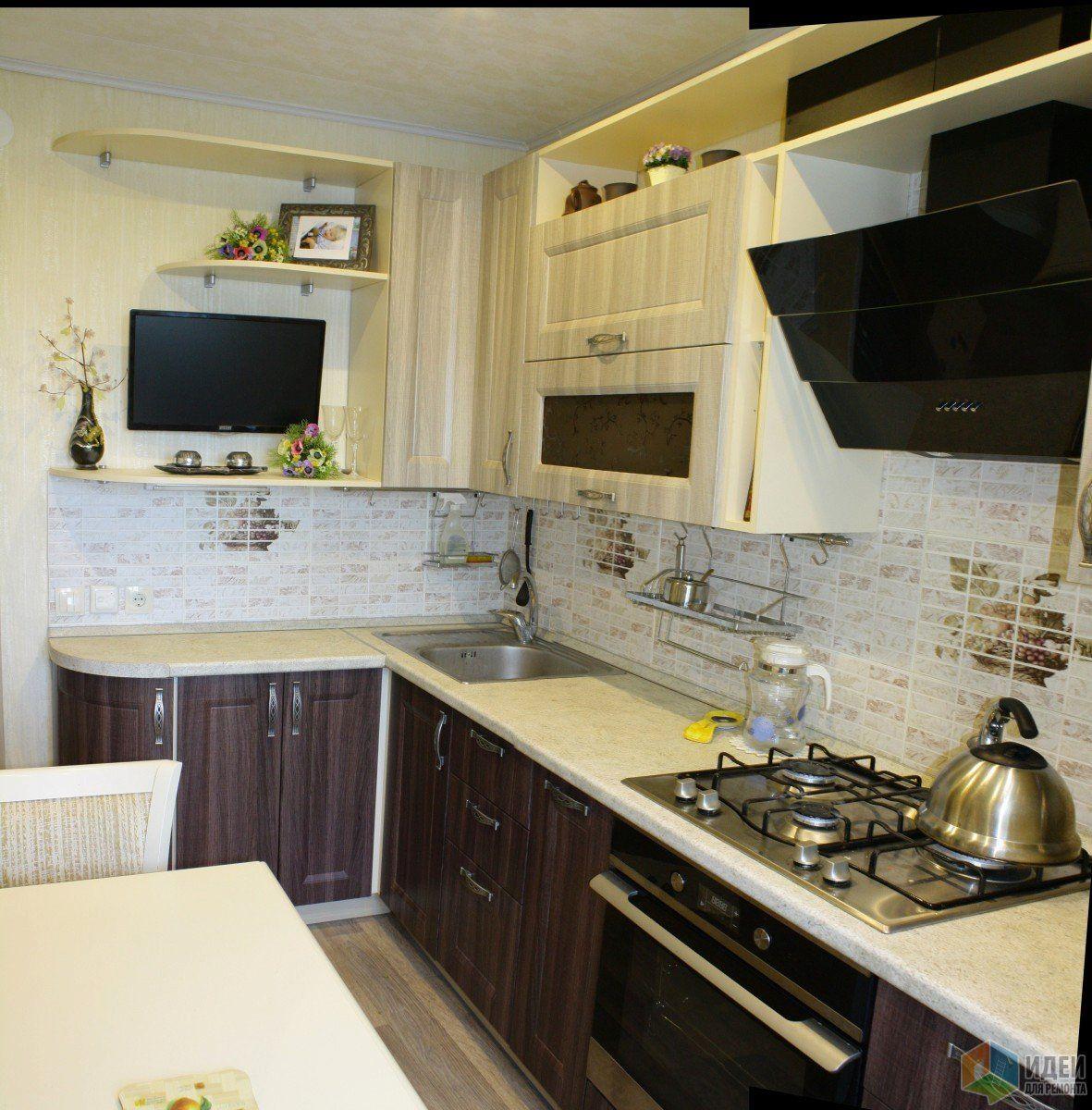 Красивые кухонные гарнитуры своими руками