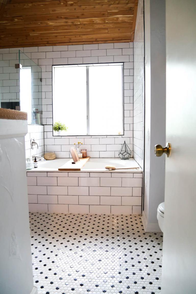 20 diy simple bathroom remodel on a budget rh pinterest com