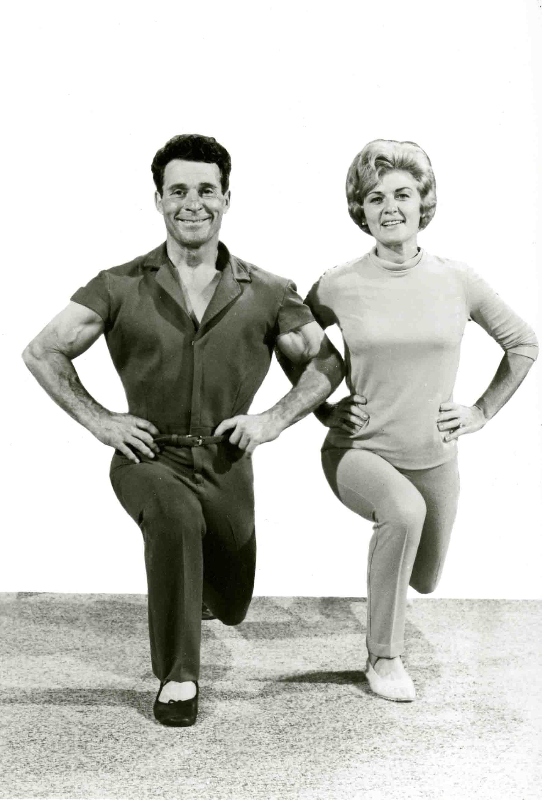 Image result for jack lalanne black and white