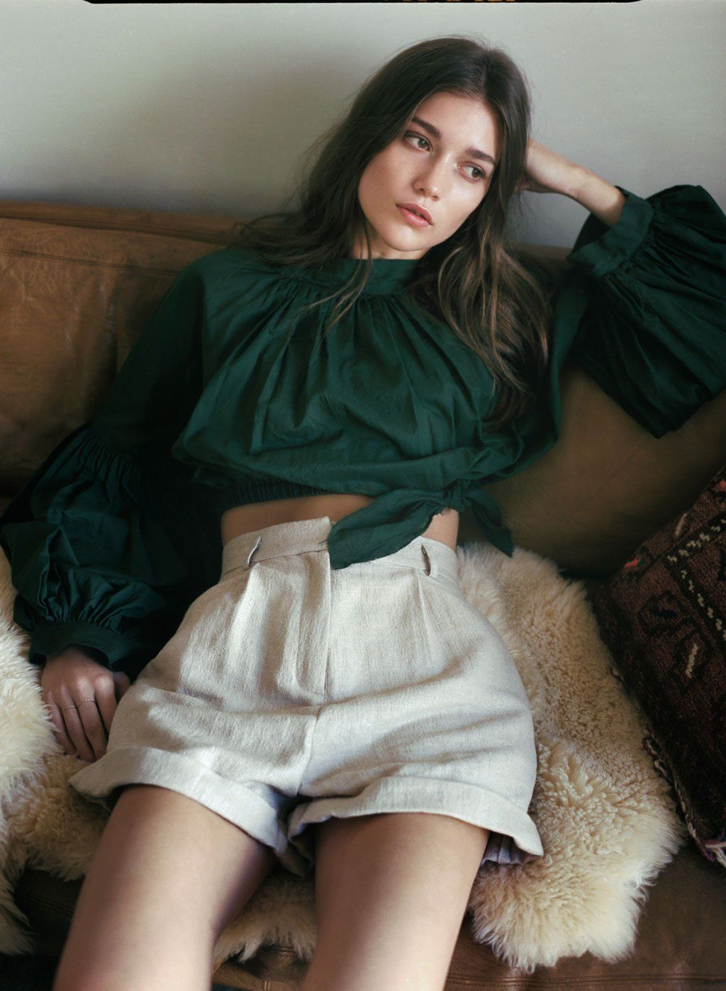 Mahsa Editorial Fashion Style Fashion