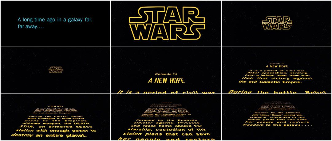 Star Wars Episode Iv A New Hope A New Hope Star Wars Episode Iv Episode Iv