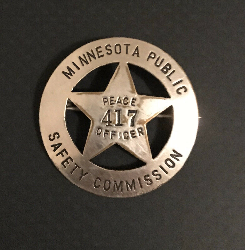 Peace Officer, Minnesota Public Safety Commission in 2020