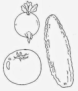 Mireia Costa Miro Adli Kullanicinin Frutas Y Verduras Panosundaki