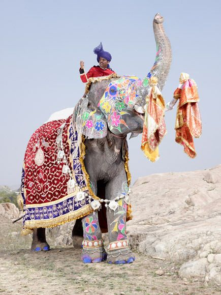 Charles Fréger - Jaipur | India