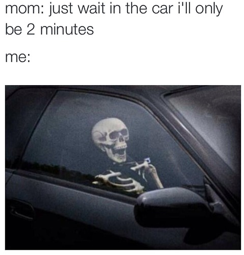 mom: Only 2 minutes | #funny