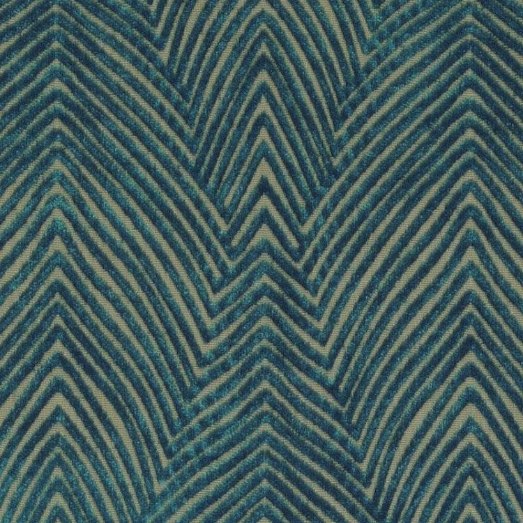 The Texture Of Teal And Turquoise: Modern Dark Teal Velvet Upholstery Fabric For Furniture