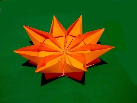 Easy paper flower origami flower ideas for gift decor youtube easy paper flower origami flower ideas for gift decor youtube mightylinksfo