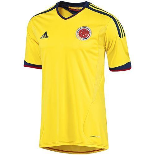 191458b848e62 adidas - Camiseta de la Selección Colombia para Hombre FCF ...