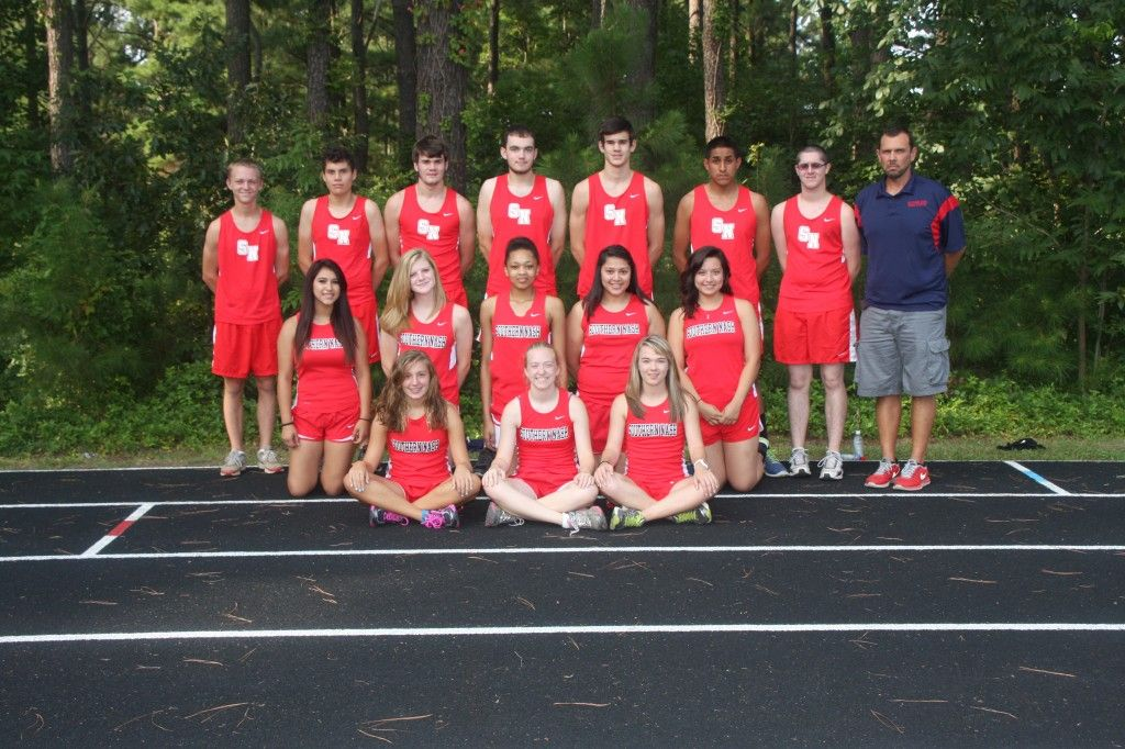 CROSS COUNTRY TEAM PICTURE - Southern Nash Firebirds