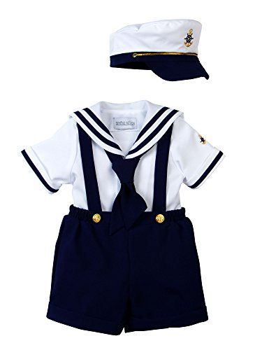 Baby Toddler Boys Nautical Navy Blue Sailor Short Suit Set with Hat 2T Spring Notion http://www.amazon.com/dp/B00KVCLXGM/ref=cm_sw_r_pi_dp_2rYnwb0XW5PMG