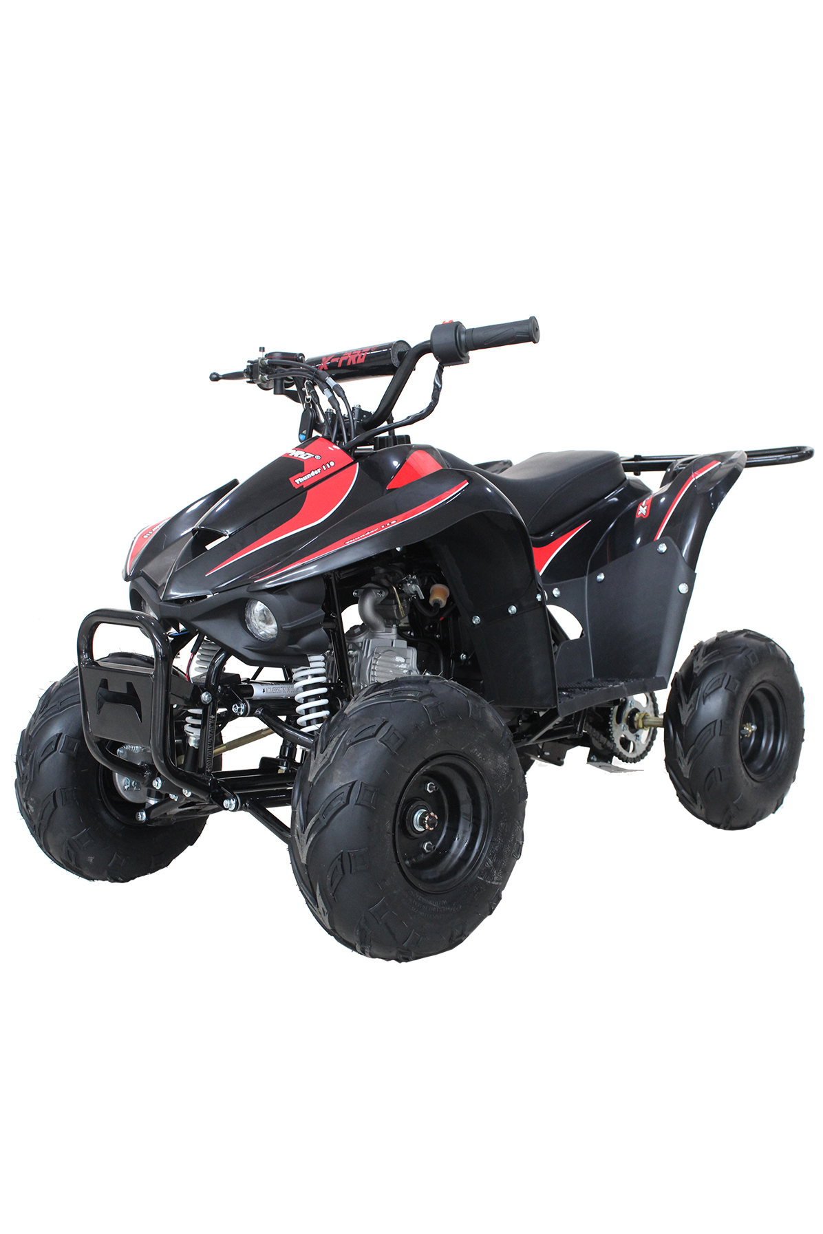 X Pro Thunder 110cc Atv With Automatic Transmission Electric