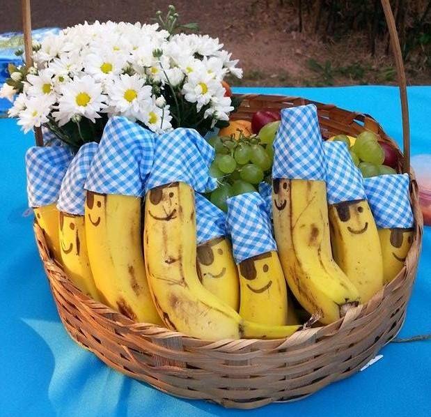 Bananas piratas