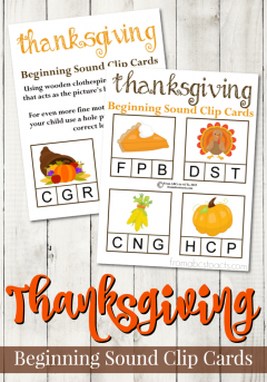 Make mastering beginning sounds fun for your preschooler with ...