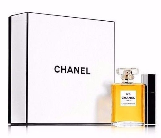 CHANEL NO 5 EAU EAU DE PARFUM Women s Perfume GIFT SET 100ML SPRAY   .20ml  TWIST  Chanel 2ccb53019
