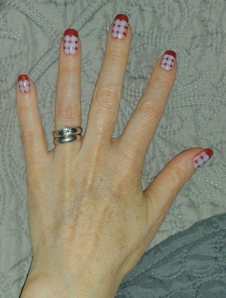 Press on nails from Dollarama!