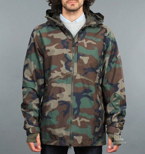 6ac22e121078 Nike Snowboarding – Gore-Tex Kampai Jacket