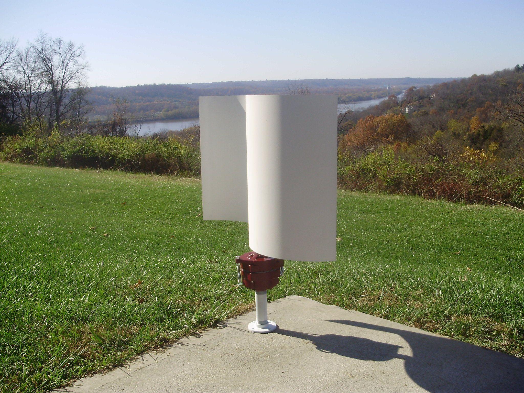 vertical axis wind turbine plans pdf
