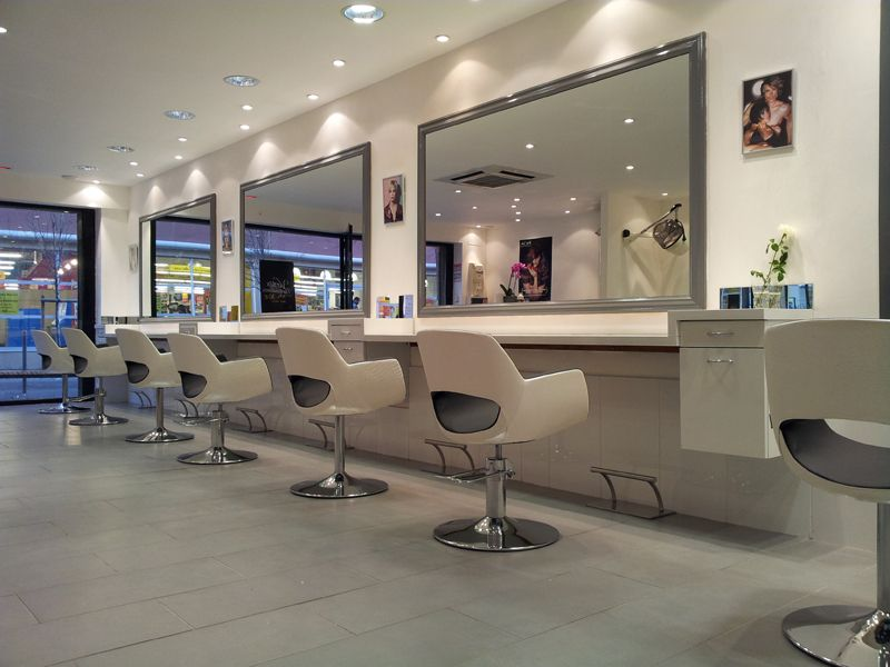 Epingle Sur Salon Coiffure