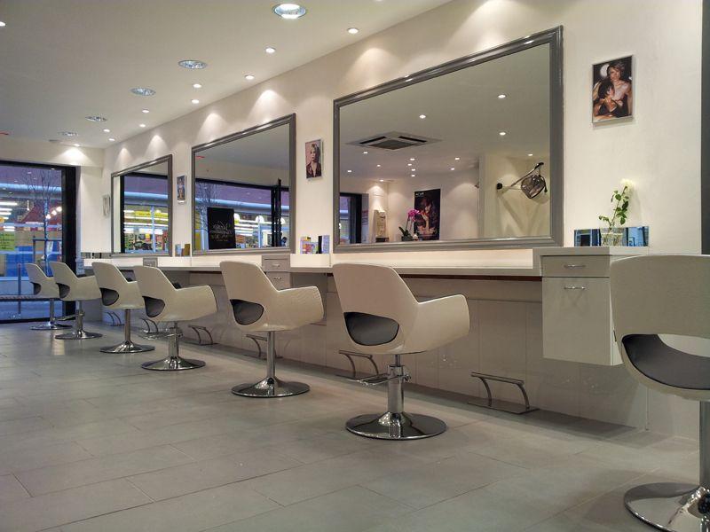 epingle sur salon coiffure