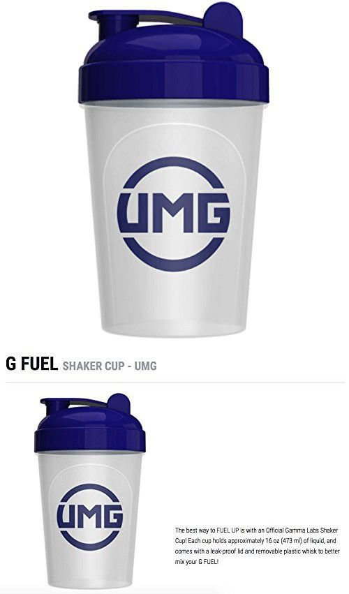 gfuel umg shaker cup accessories pinterest shaker cup