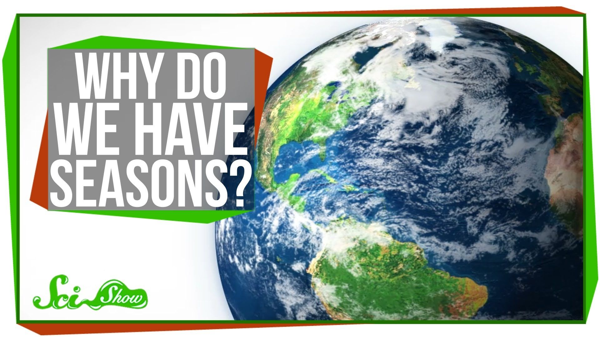 Why Do We Have Seasons Earth S Tilt Explanation Of