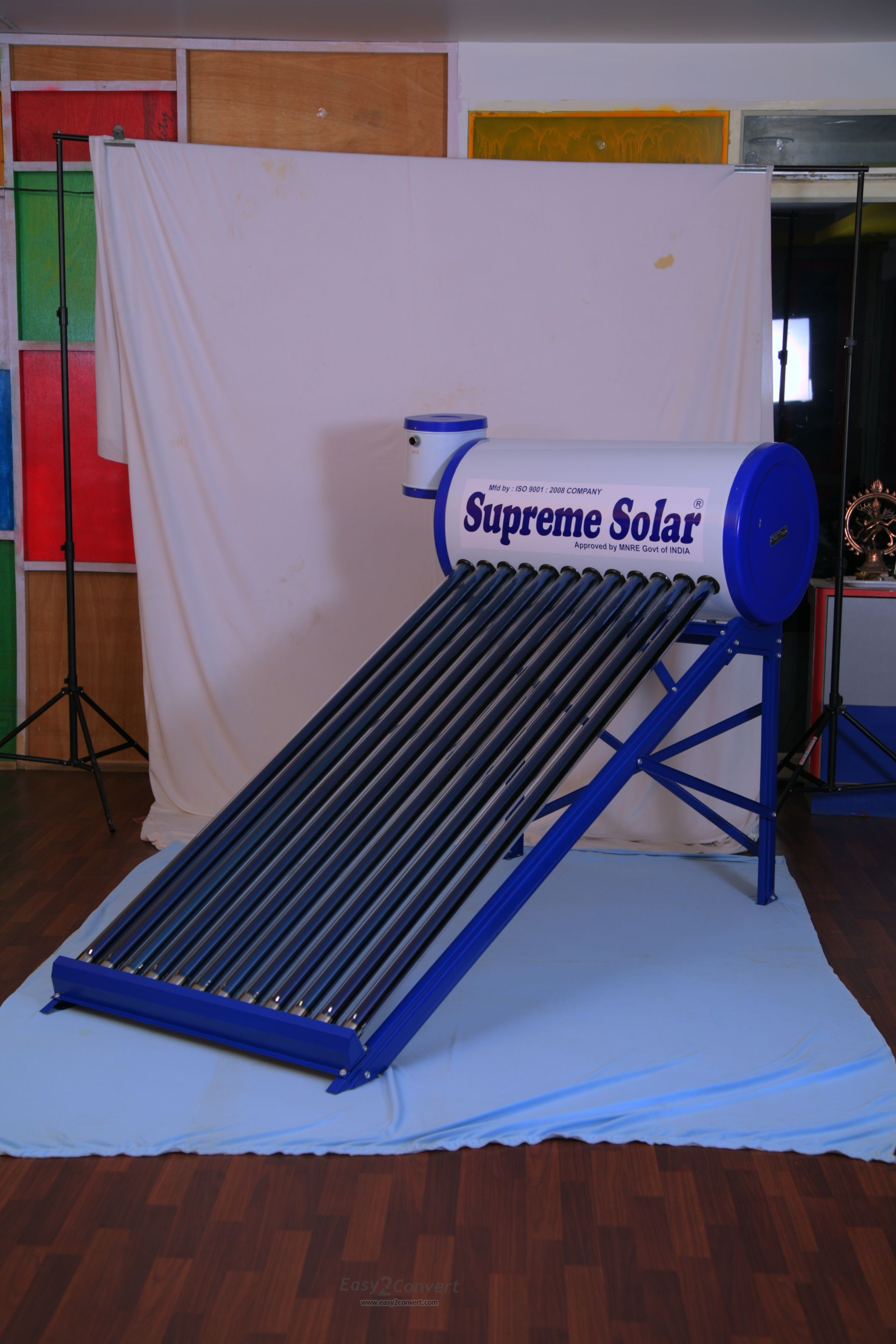 solar water heater manufacturers in Bangalore, Karnataka