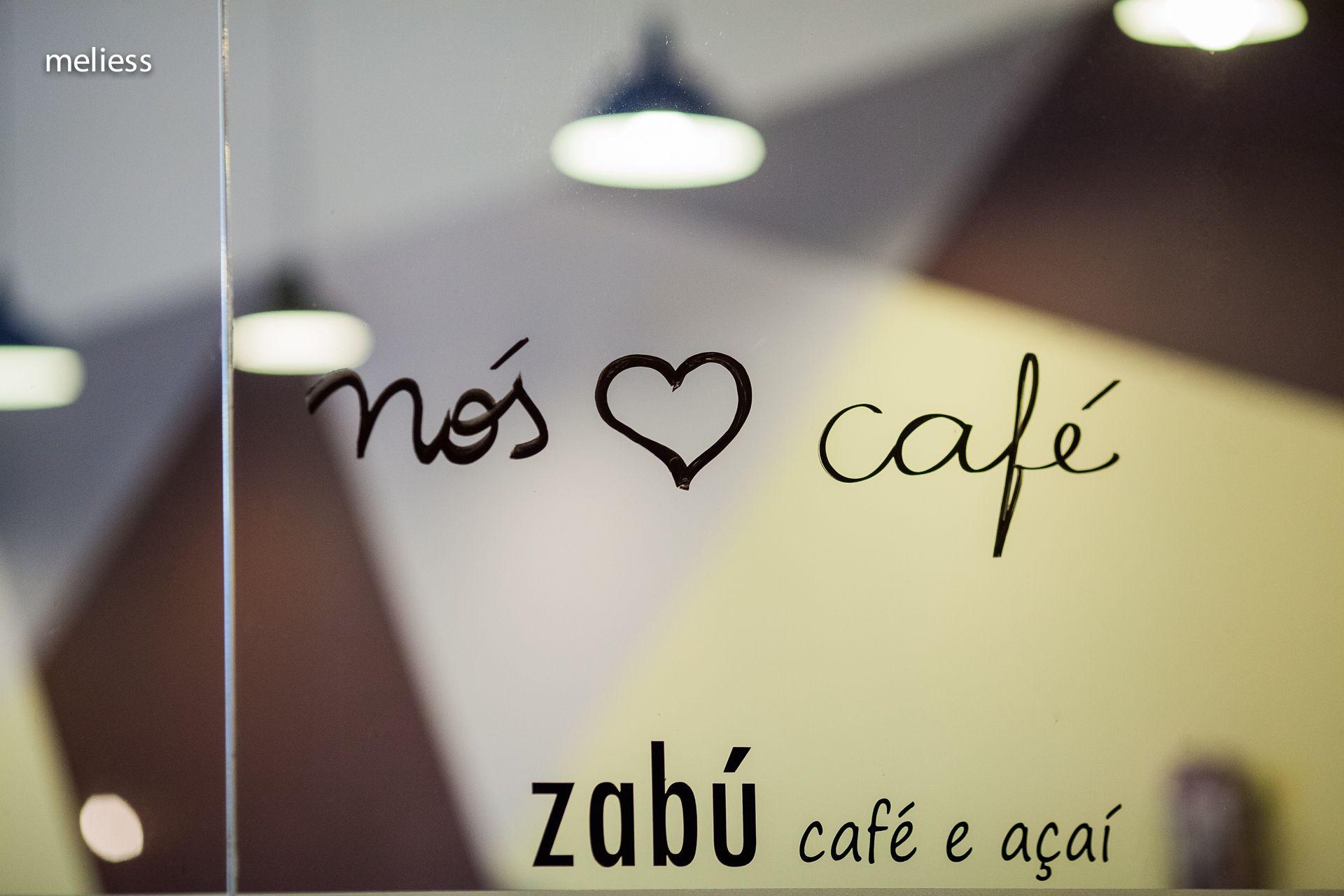 Nós amamos café