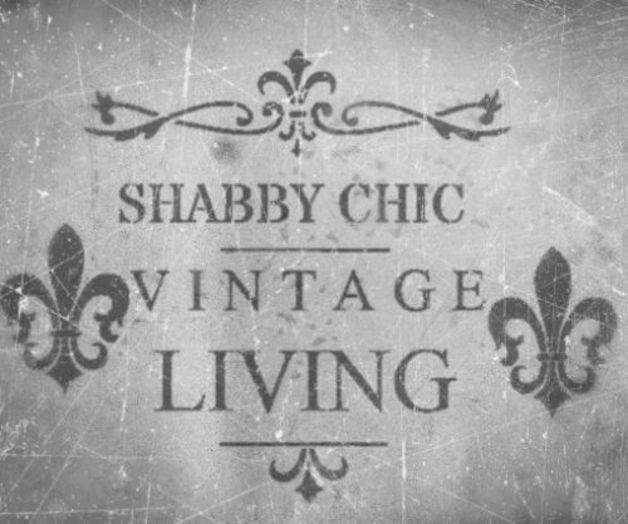 Shabby chic xl vintage stencil schablone möbel Stenciling - vintage möbel küche