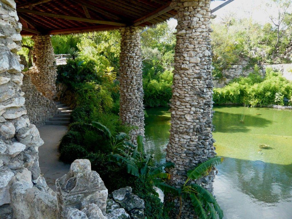 SAn Antonio Japenese Sunken Gardens San antonio japanese
