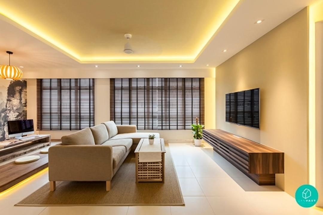 7 Home Designs That Are Simple Clean And Uncluttered For Couples