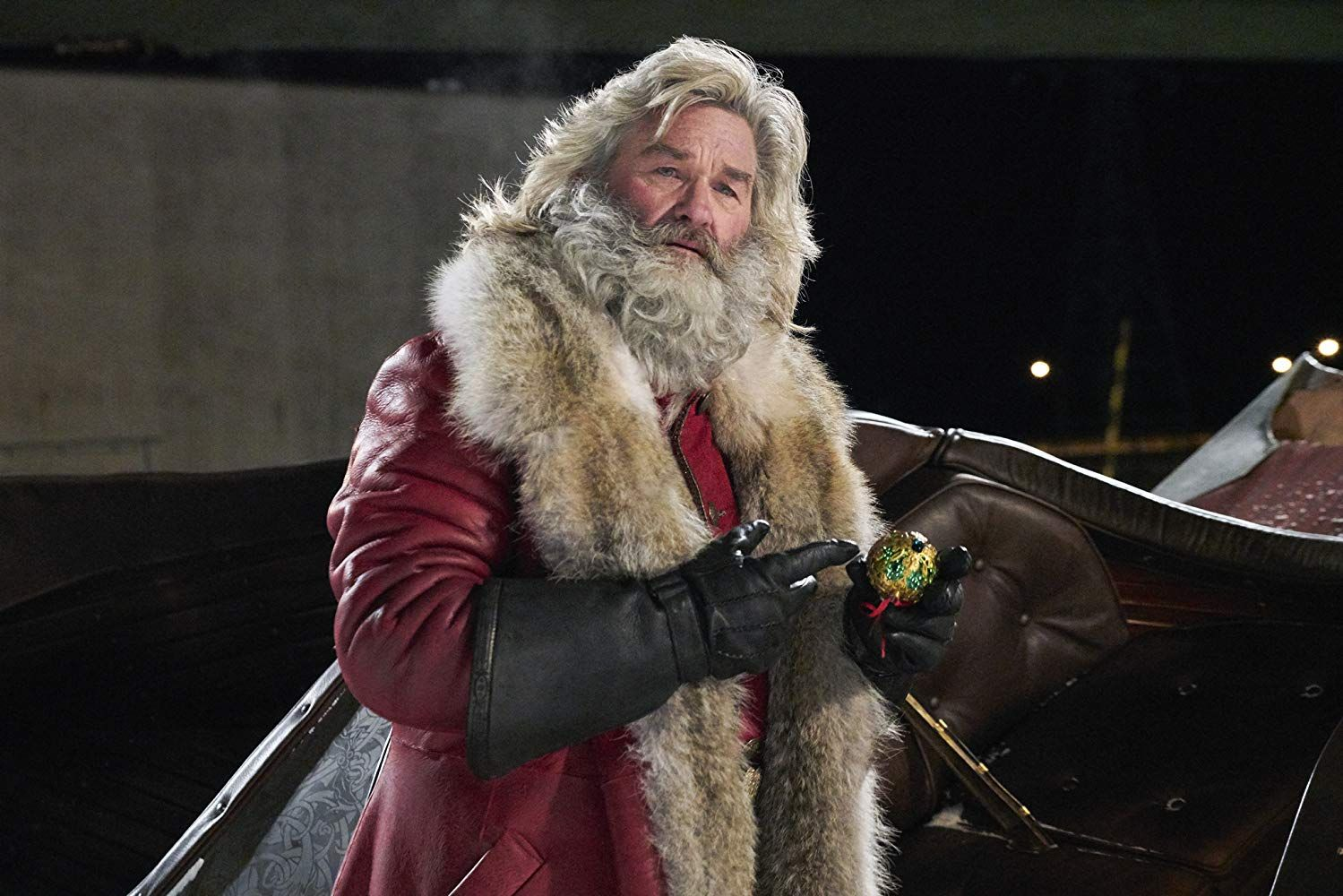 Kurt Russell in The Christmas Chronicles (2018) in 2020