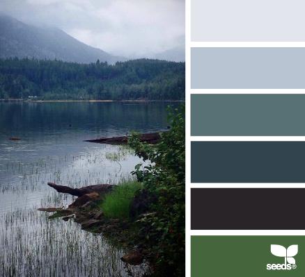 Wanderlust hues | design seeds | Bloglovin'