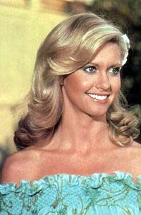 Olivia Newton John Actually Born In England I Think But Claimed By The Aussies As Our Girl Olivia Newton John Olivia Newton John Grease Olivia