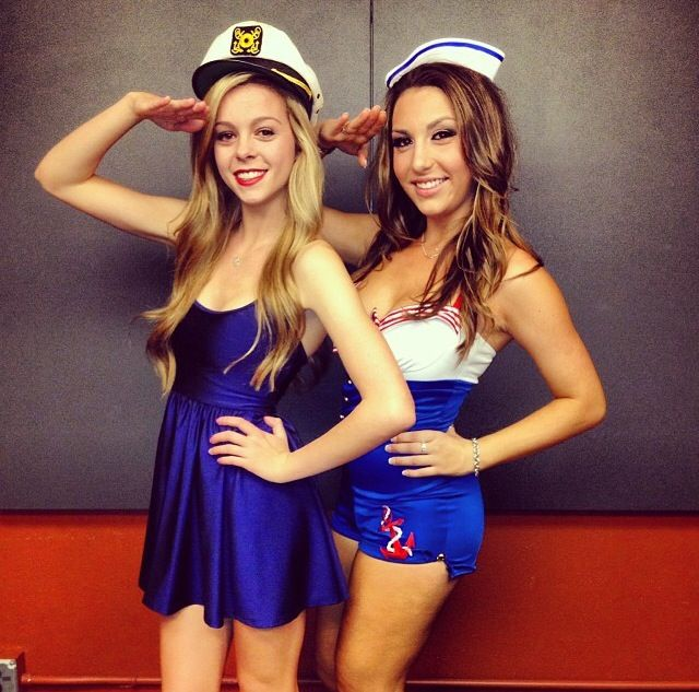 Simple outfit on left is cute costume pinterest sailor diy halloween mple outfit on left is cute solutioingenieria Image collections