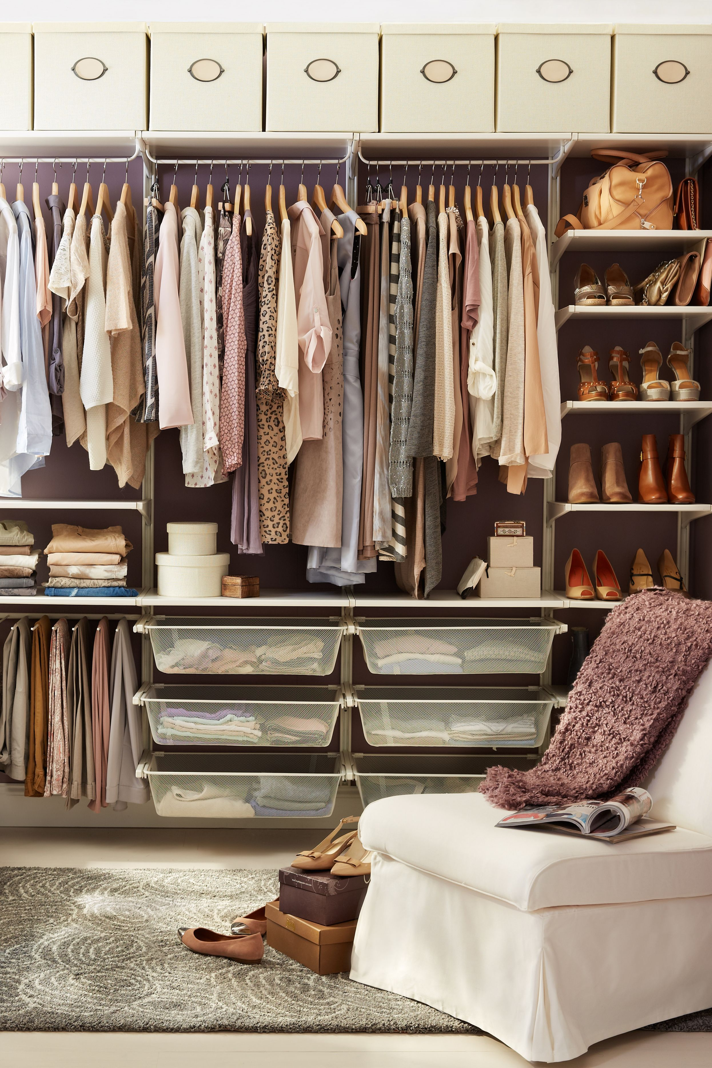 The Perfect Place For A Fresh Start Bedroom Organization The