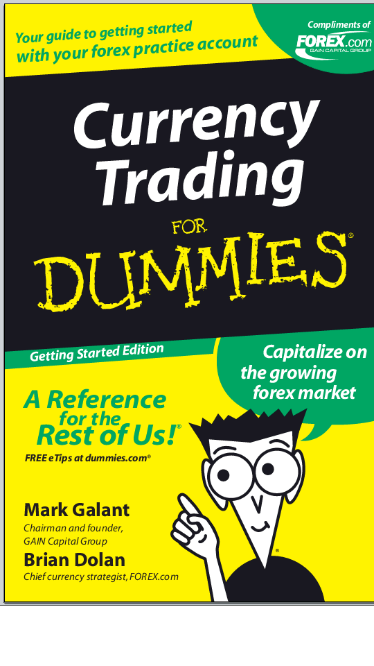 Currently Trading For Dummies Online Presentation Dummies Book