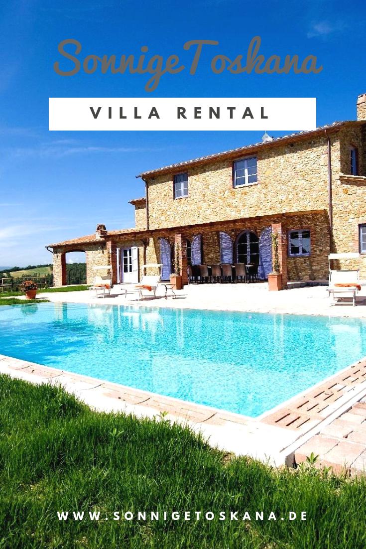 Villa Eleonora, Italien, Toskana, Provinz Pisa bei Casale ...