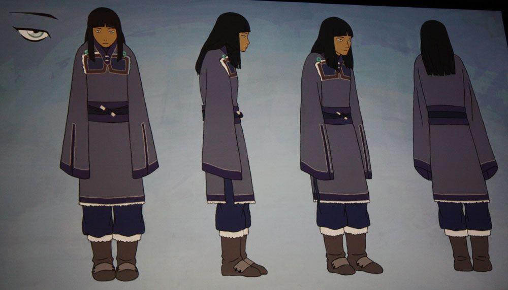 Avatar Korra Book 2 Spirit