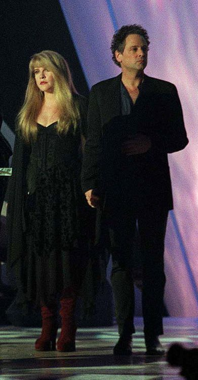 Stevie Nicks & Lindsey Buckingham  Their heartbreak created some of