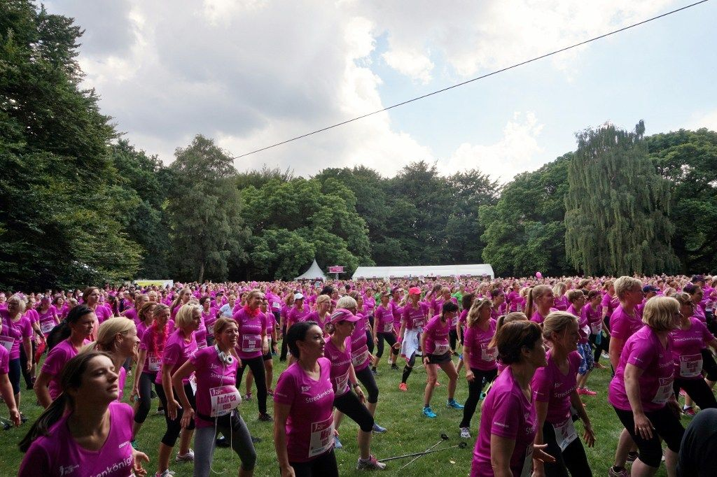 CRAFT Women's Run 2016 in Hamburg