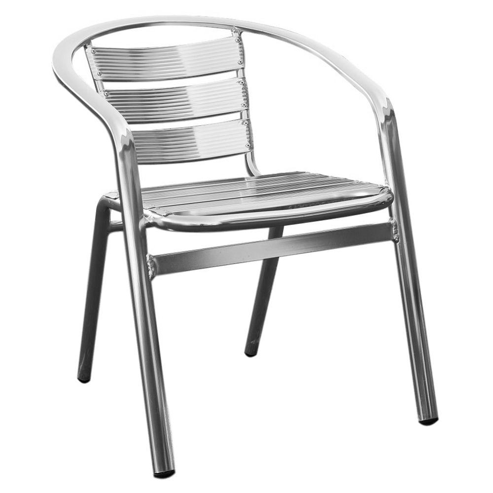 New Ideas Cafe Aluminum Chair