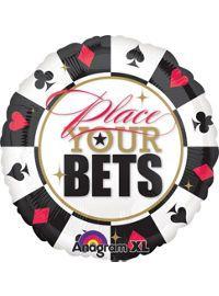 Atlantic city poker chips