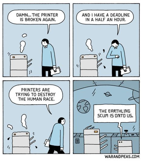 Hilarious Comics That End With An Unexpected Twist By War And - 20 hilarious comics that end with an unexpected twist by war and peas