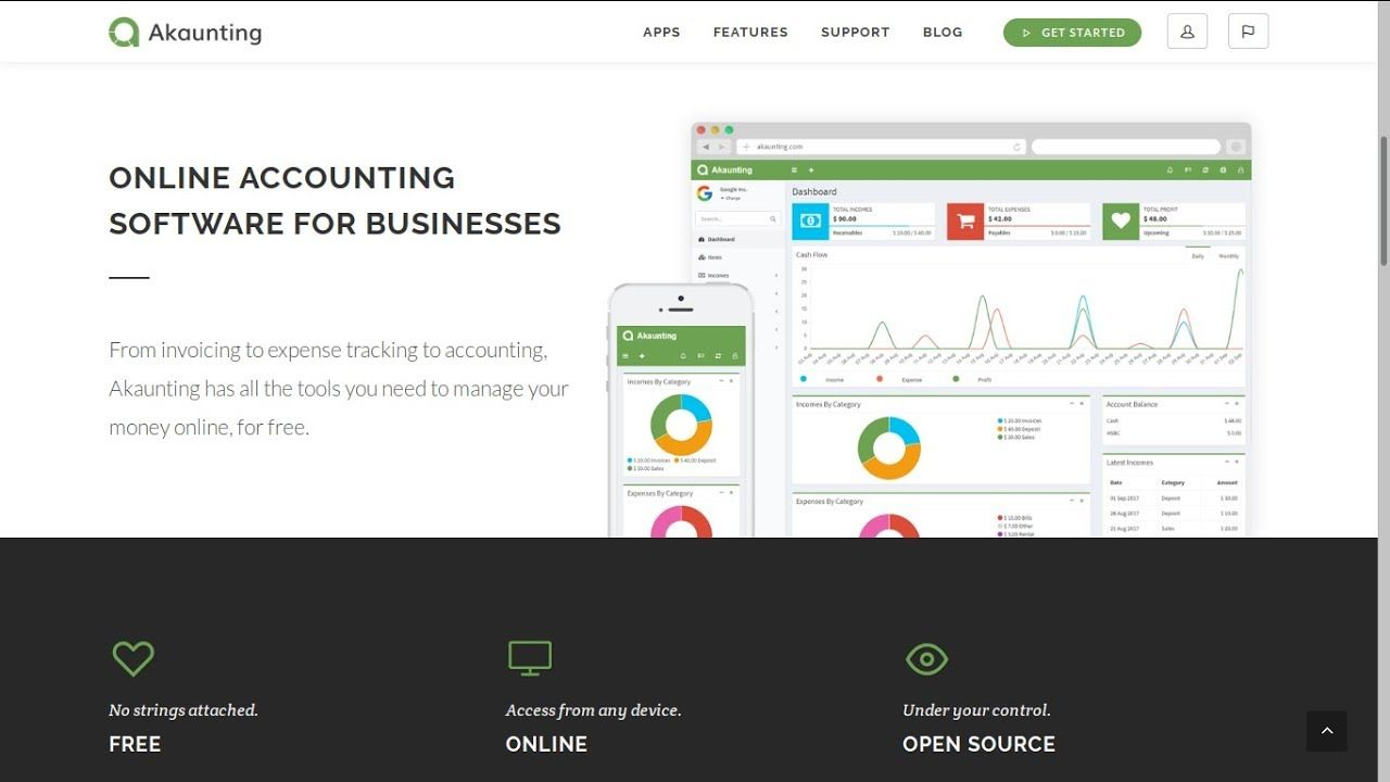 AKAUNTING REVIEW FREE ACCOUNTING SOFTWARE 100 FREEBIE