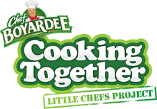 """How old where you when you got into the kitchen and started creating recipes? Chef Boyardee is making it easy for young 'uns to get their cook on with their """"Little Chefs Project"""" - a virtual cookbook and cook-along series. Cook early and often!"""