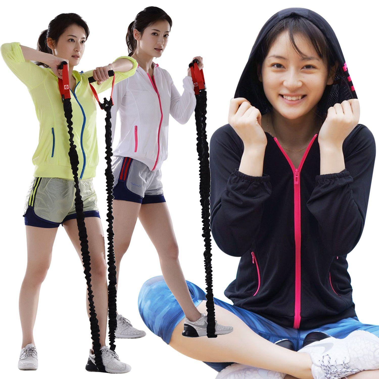 Womens jacket top sports zipper hooded gym coat slim outdoor running