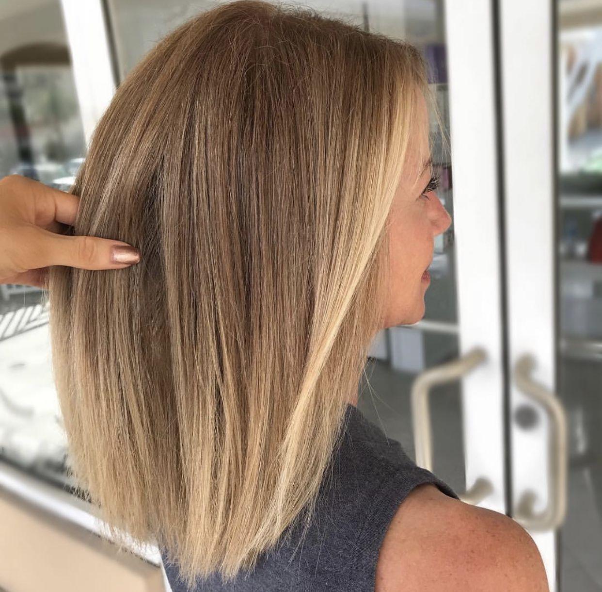 Pin By Brittany Aker On Heasutariu Haircuts Straight Hair Low Maintenance Hair Thin Hair Haircuts